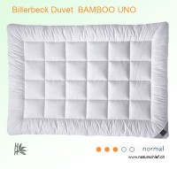 Duvet Bettecke BAMBOO UNO von Billerbeck